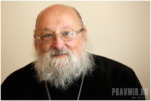 Протоиерею Александру Авдюгину исполнилось 60 лет