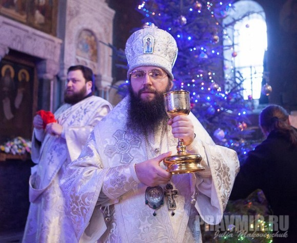 Главой информационного отдела Украинской Православной Церкви назначен епископ Ирпенский Климент