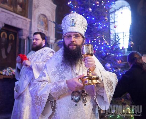 Главным редактором официального сайта УПЦ назначен епископ Ирпенский Климент