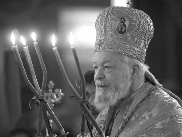 Митрополит Банатский Николай отошел ко Господу