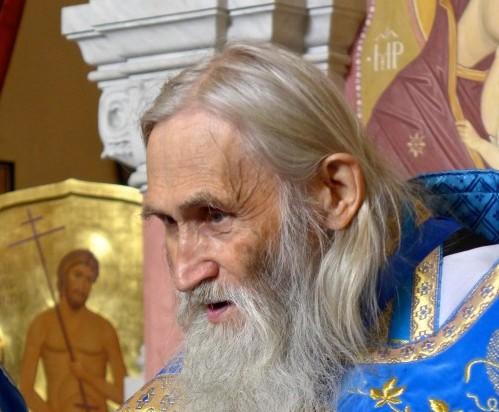 Схиархимандрит Илий: Чтобы были счастливы наши дети, нужно исполнять закон Божий