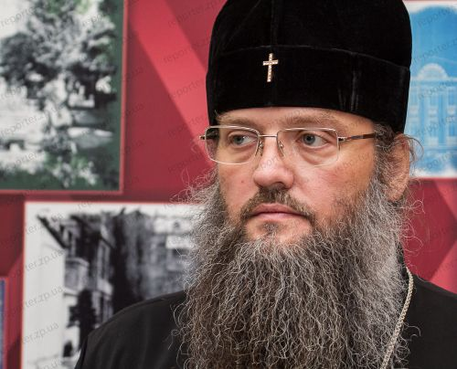 Архиепископ Запорожский Лука предупреждает о возможности провокаций со стороны «Киевского Патриархата»