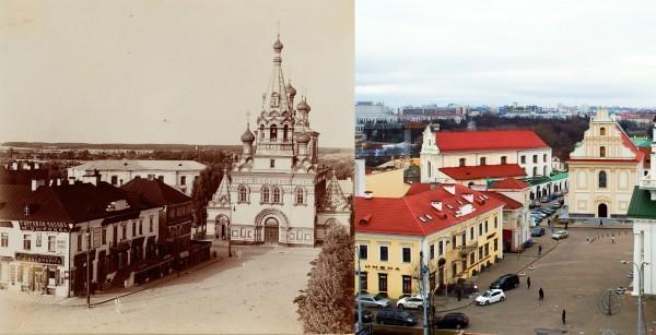 Минск. Петропавловский Собор. 1912/2012 (Бахир Дмитрий)