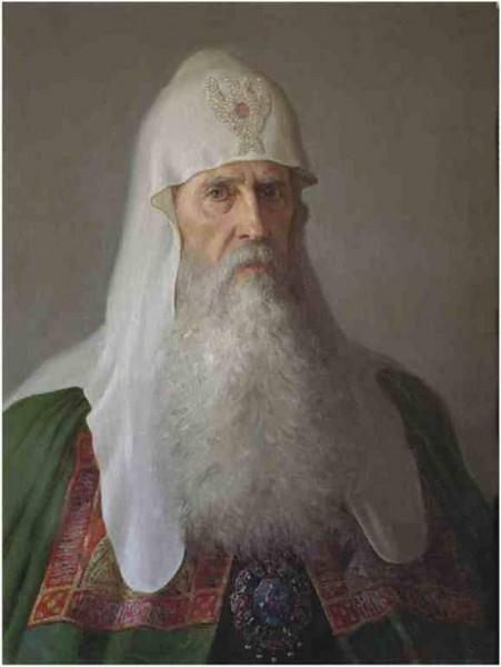 Соловецкий постриженник на Патриаршем Престоле (Патриарх Иоасаф I: 1634–1640)