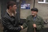 Беженец с Донбасса спас пенсионера