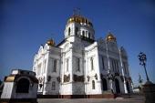 В Храме Христа Спасителя оказали помощь беженцам с Юго-Востока Украины