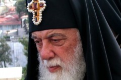 Грузинский Патриарх молится о мире на Донбассе