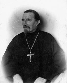 Отец Александр Ветелев