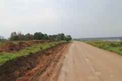 Ремонтные работы на территории погоста Выбуты ведутся с грубыми нарушениями
