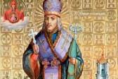 Церковь празднует обретение мощей святителя Иоасафа, епископа Белгородского