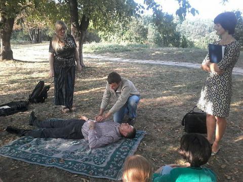 При Ионинском монастыре научат оказывать первую медицинскую помощь