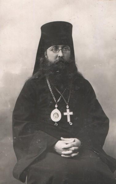 Священномученик Григорий (Лебедев), епископ Шлиссельбургский