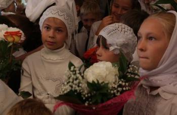 Первая школа-храм открылась в Екатеринбурге