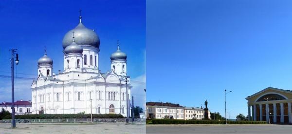 Кафедральный Святодуховский собор в Петрозаводске. 1916/2012 (В. Ратников)