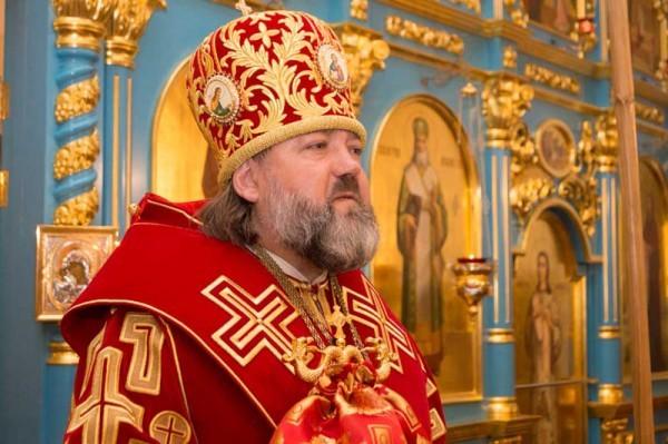 Епископ Лукиан: Скорбим о надругательстве над святыней и молимся о вразумлении кощунников