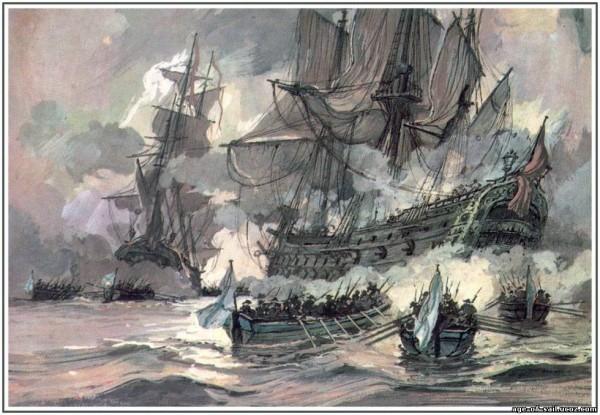 Тендра – победа адмирала Ушакова