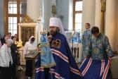 Митрополит Иларион: Мы молимся о том, чтобы Господь давал нашим детям разум и премудрость