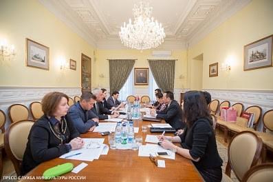 Россия и Китай будут сотрудничать в сфере кинематографа