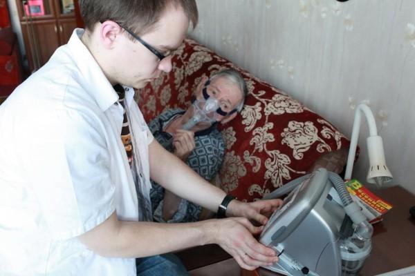 В рамках акции в поддержку больных БАС москвичи смогут бесплатно проверить легкие