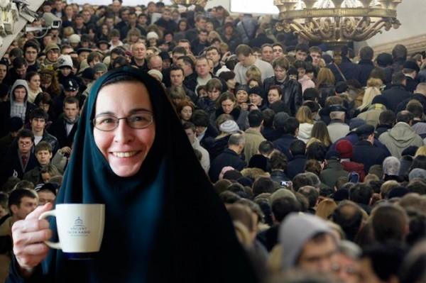 Инокиня Васса (Ларина): Спасение в большом городе
