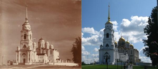 Успенский собор. г. Владимир. 1911/2009 (В. Ратников)