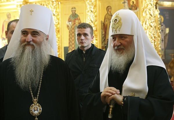 В Троицком соборе, фото: пресс-служба Саратовской епархии