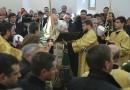 Патриарх Кирилл совершил малое освящение университетского храма в Саратове