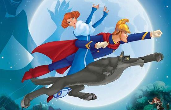 К празднику Покрова — о природе зла: «Иван Царевич и серый волк»? Или суслик?