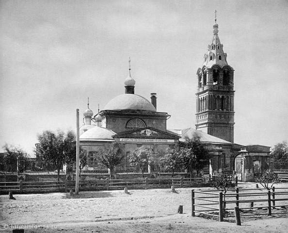 Открылась выставка снимков старой Москвы