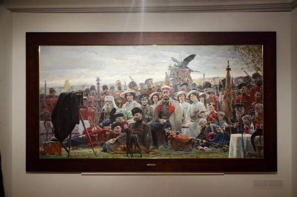 В Москве открыта первая посмертная выставка работ Павла Рыженко