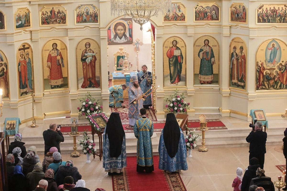 Иерусалимская икона Божией Матери. Почитание