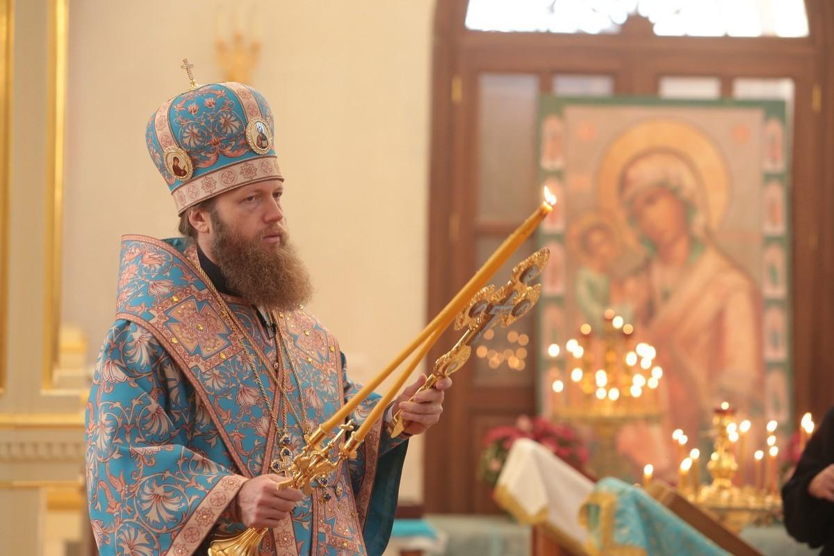 Иерусалимская икона Божией Матери. Церковь