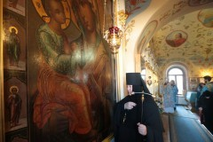 Иерусалимская икона Божией Матери: история, поклонение