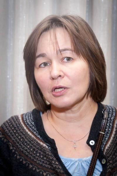 Директор благотворительного фонда Александра Иванова