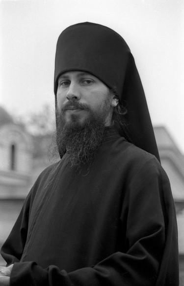 Отец Арсений. Москва, 2004