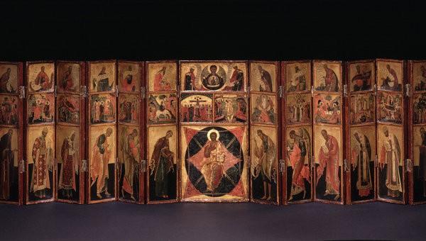 Музей в Вашингтоне представил галерею русского церковного искусства