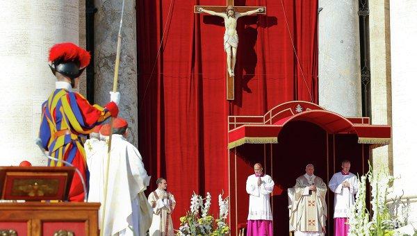 Папа римский Павел VI причислен к лику блаженных