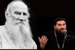 Лев Толстой и Церковь – лекция протоиерея Георгия Ореханова (Видео + текст)