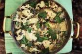 Куриные грудки по-итальянски: Видеорецепт от Анны Людковской