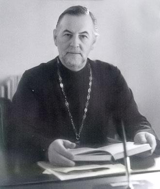 Отец Александр Шмеман: воспоминания студента о ректоре