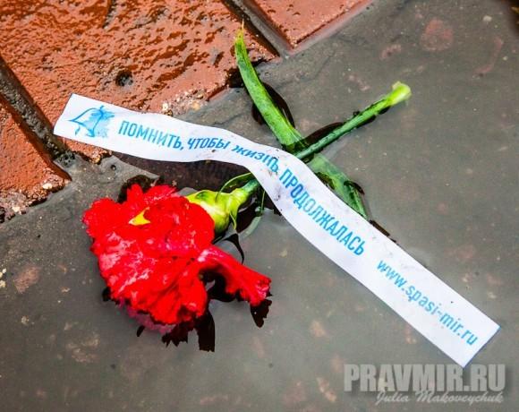 12 лет трагедии на Дубровке. Помним. Помним?
