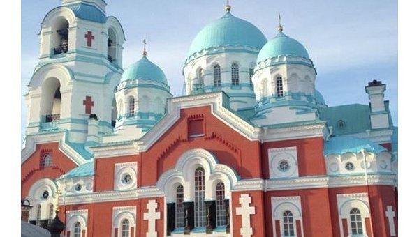 Главный храм Валаамского монастыря освободили от строительных лесов