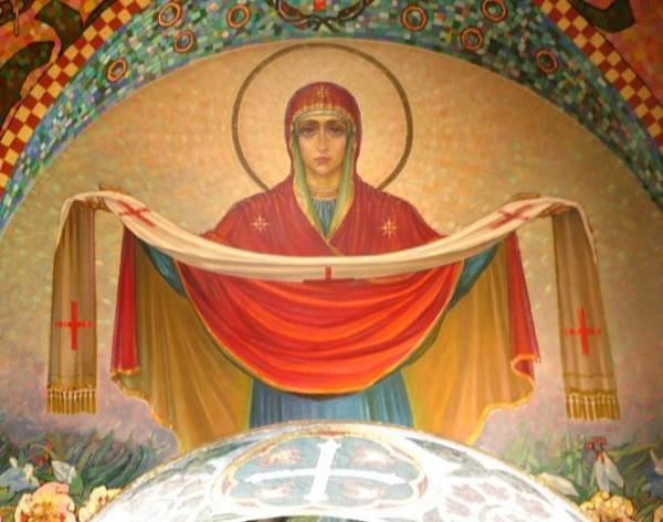 Покров Пресвятой Богородицы: история, молитвы, иконы, проповеди