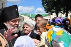 «Небесная Владычица вела меня в жизни». Памяти архиепископа Клинского Лонгина