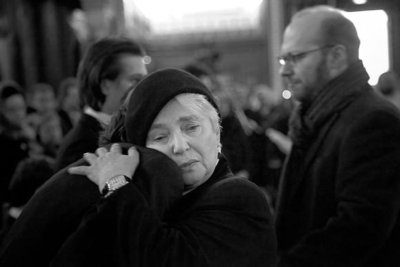 Прощание. Москва, 2013