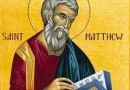 Мытарь, ставший Евангелистом