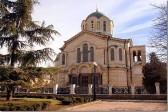 В севастопольский собор передали две иконы, написанные в Греции и освященные на горе Афон