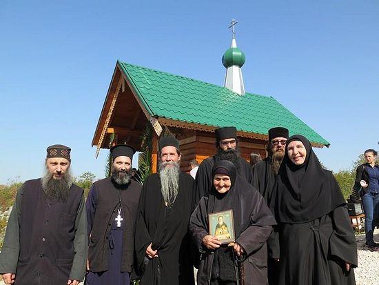 В Герцеговине освящен храм святого Иоанна Кронштадского
