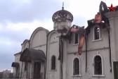 В Донецке продолжают обстреливать Свято-Иверский женский монастырь