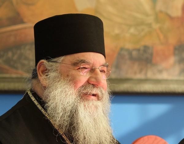 Митрополит Лимасольский Афанасий: Мы должны стремиться к тому, чтобы быть достойными детьми Сергия Радонежского и Космы Этолийского